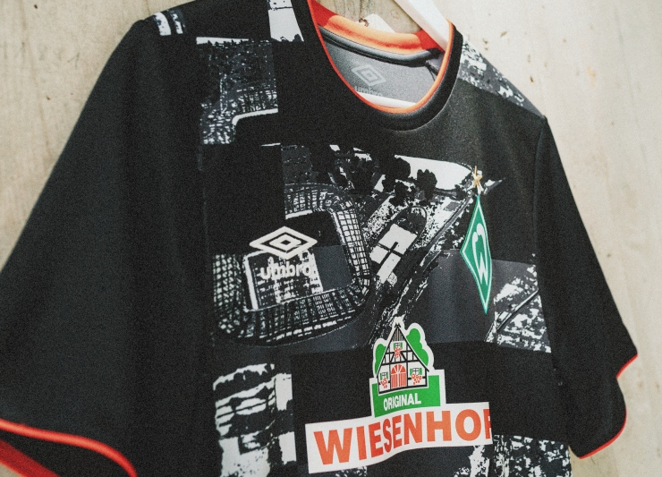 Werder Bremen, 2019/20, city, shirt, trikot, Umbro