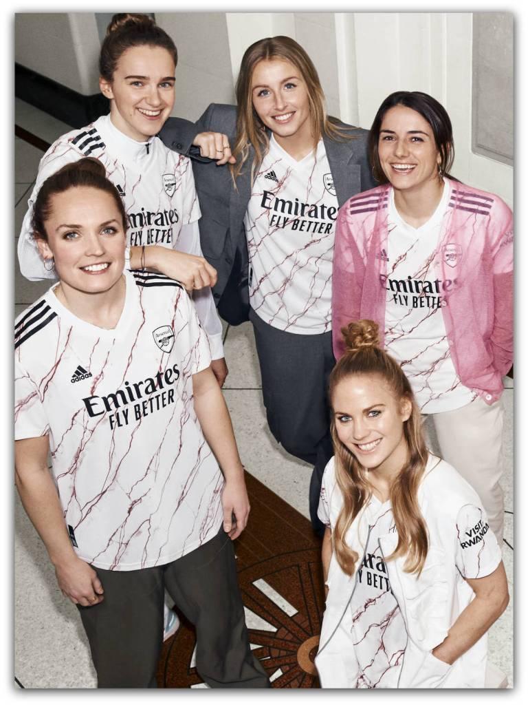 Arsenal, blood, 2020-21, away, shirt, Adidas