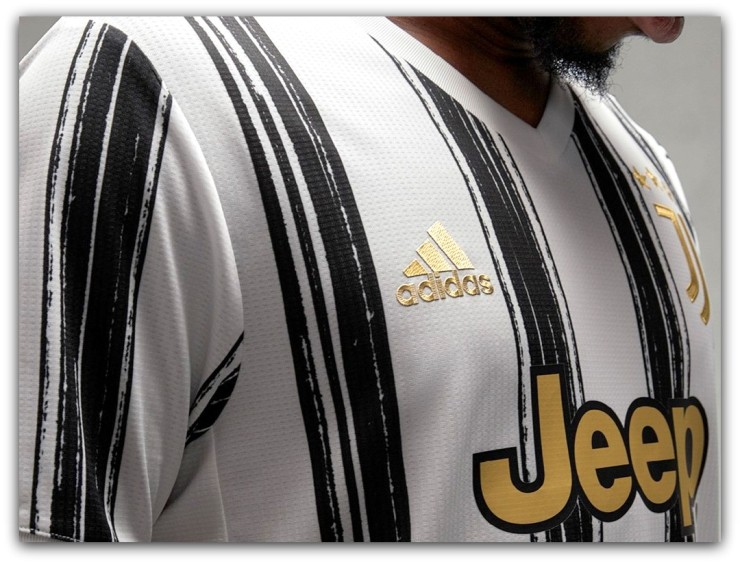 Juventus, Adidas, 2020-21, Brushstrokes