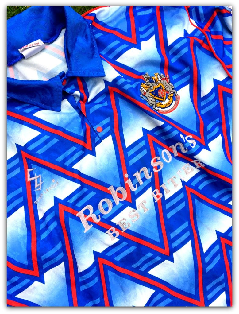 Stockport County, Super League, 1993-94