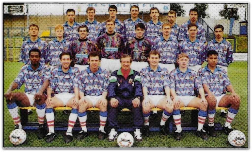 Stockport County, team, 1993-94, Super League