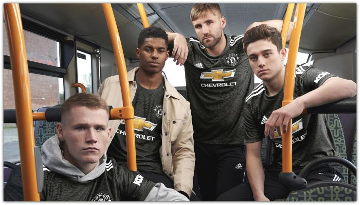 Manchester United, away, kit, Adidas
