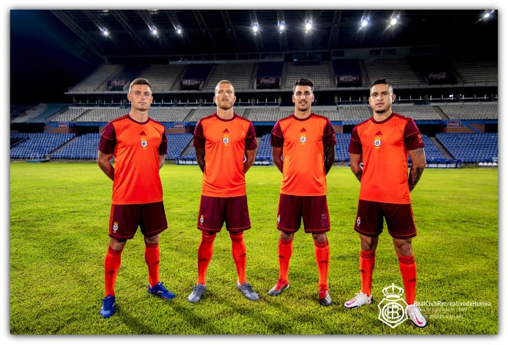 Recreativo de Huelva, Adidas, away, shirt