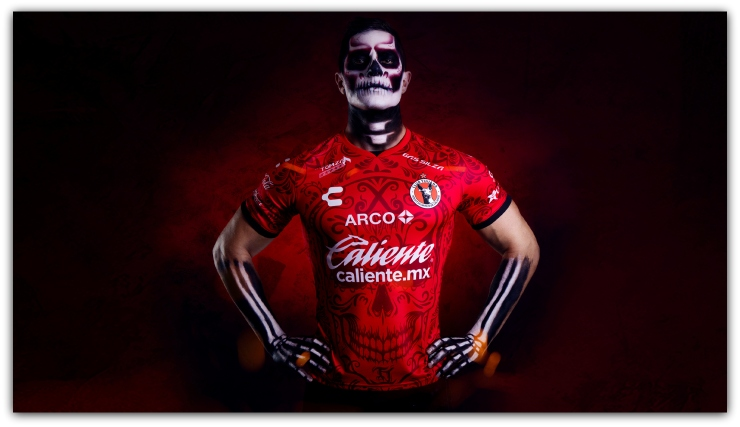 Xolos, Charly, Day of the Dead, Shirt, Camisa, Camiseta