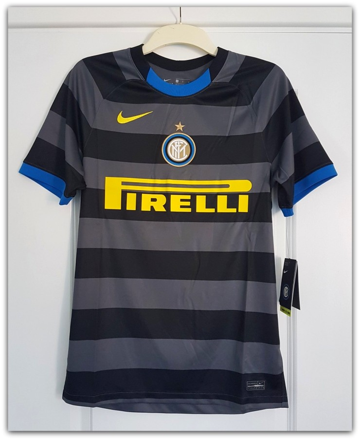 Inter Milan, Nike, 3rd, Kit, 2020-21