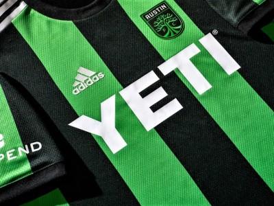 Austin FC, MLS, Adidas, jersey