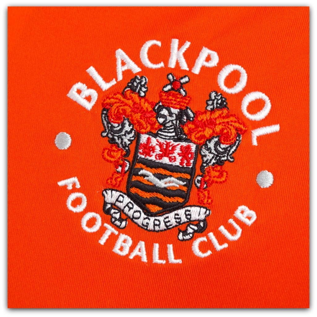 Blackpool, Puma, 2020-21, Visit Blackpool