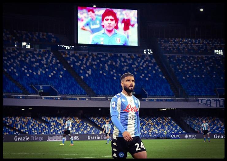 Napoli, Maradona, maglia, Kappa