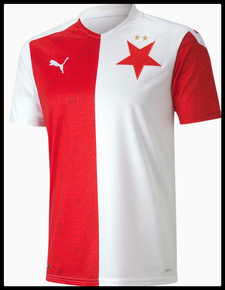 Slavia Prague, 2020-21, kits, Puma