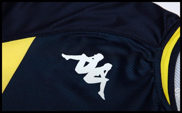 AS Monaco, Kappa, 2020-21, away, shirt