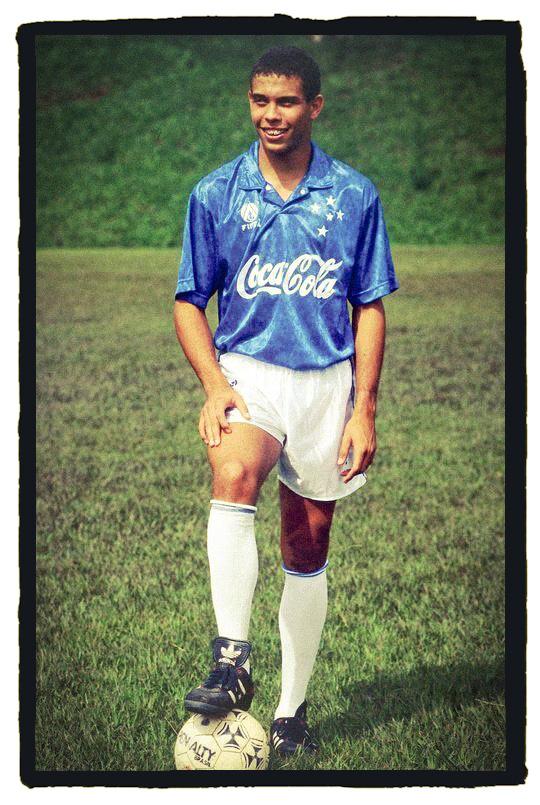 Ronaldo, Cruzeiro, Crest, Badge, Cruzeiro do Sul, Belo Horizonte, Brazil