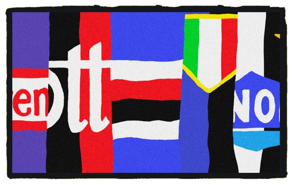 Serie A, Fiorentina, Milan, Sampdoria, International, Juventus, shirts
