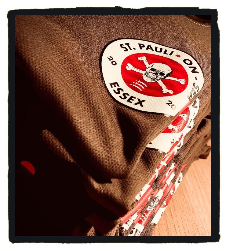 St Pauli, St Pauli on-Sea, Kit and Bone, shirt
