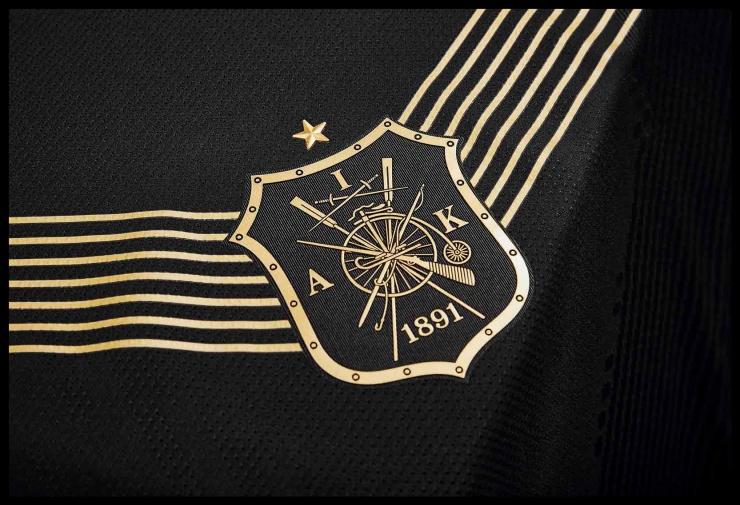 AIK, CXXX, Nike, Badge
