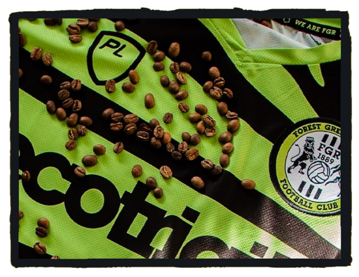 Forest Green Rovers, Coffee kit, Player Layer