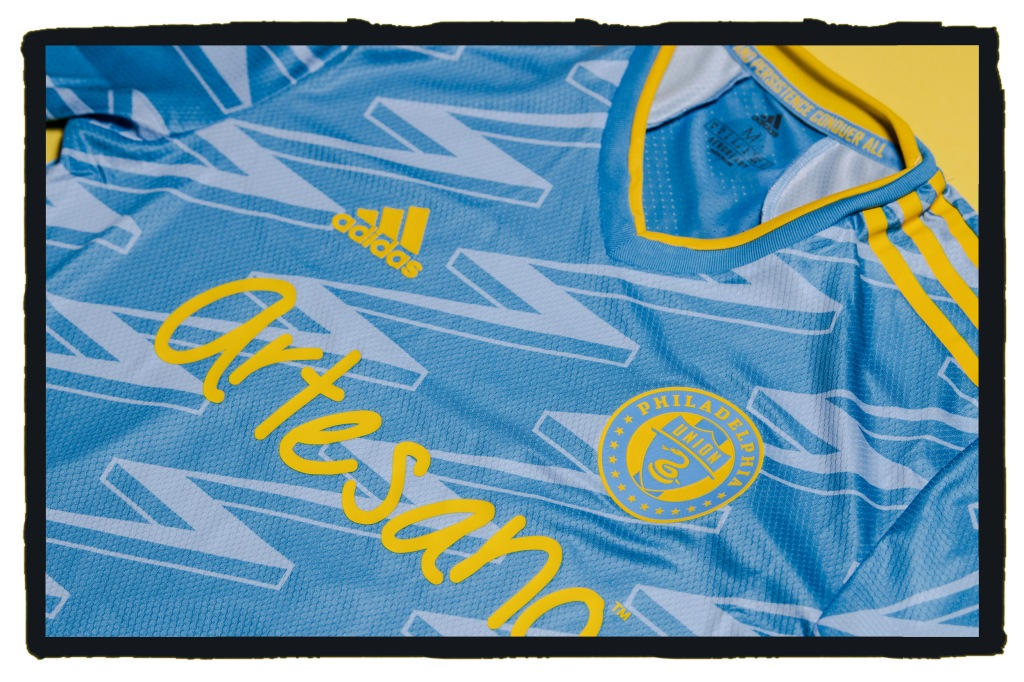 Philadelphia Union, MLS, Adidas, 2021, away, jersey, soccer