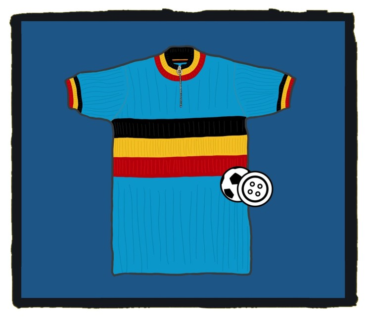 Eddy Merckx, Belgium, Cycling, Jersey, Sartorial.Soccer