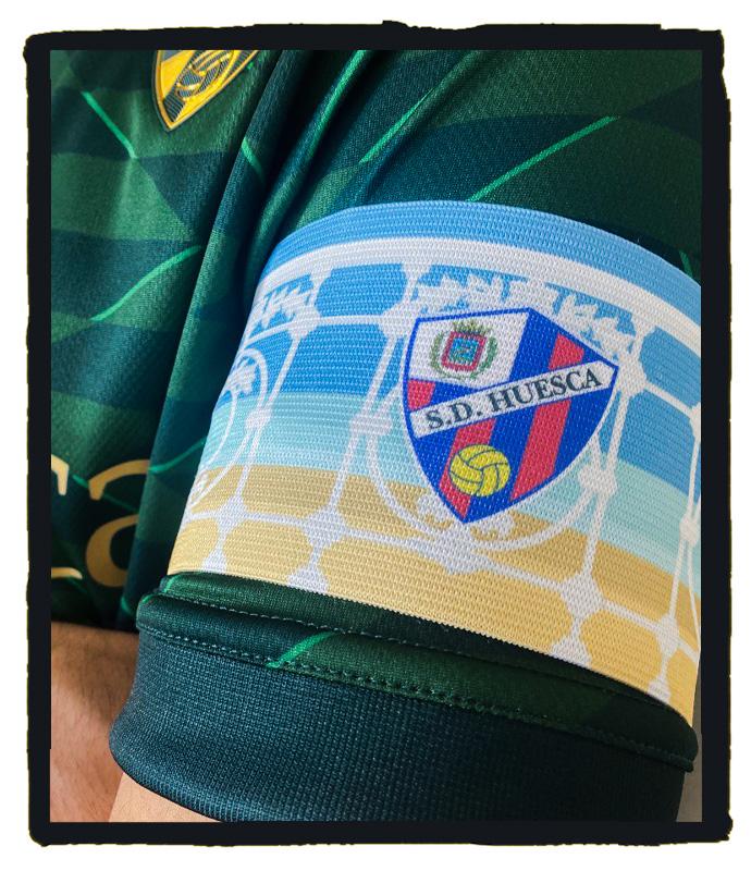 Huesca, Armbands, Brazaletes, Real Socieded