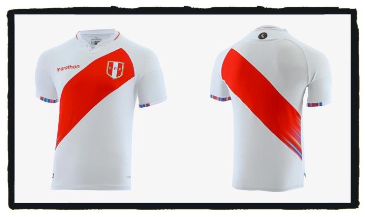 Peru, Marathon, 2021, Copa America, Shirt, Camiseta
