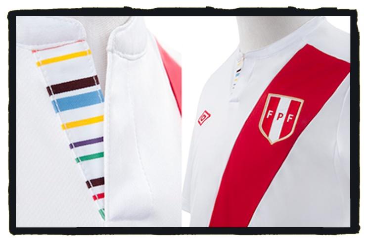 Peru, Marathon, 2011, Umbro, Shirt, Camiseta