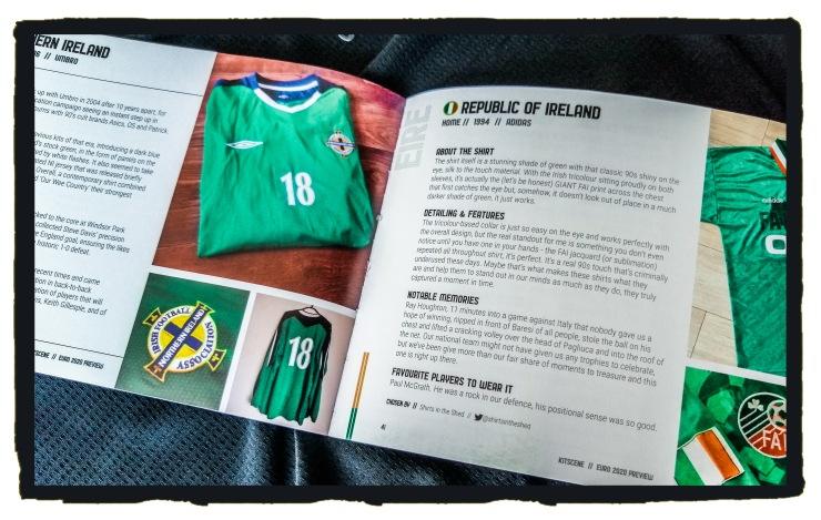 Kitscene, Euro 2020, Ireland, Northern Ireland