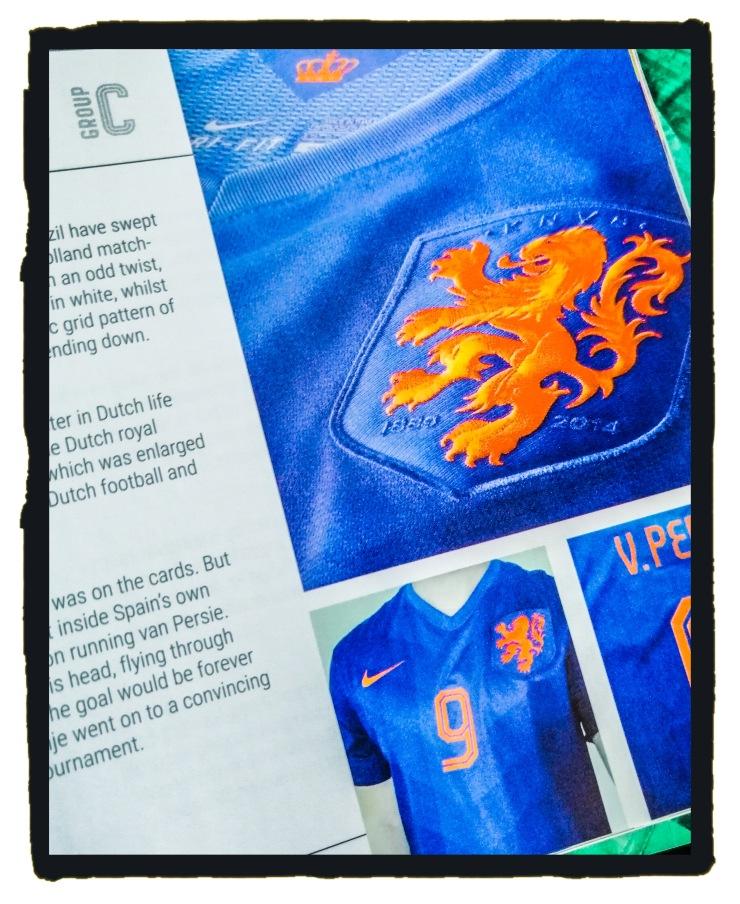 Kitscene, Euro 2020, Holland