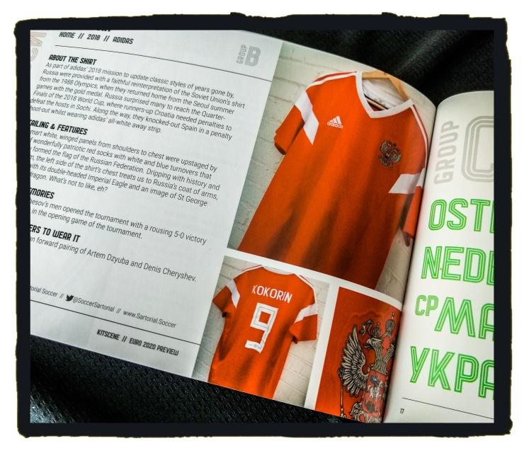 Kitscene, Euro 2020, Russia