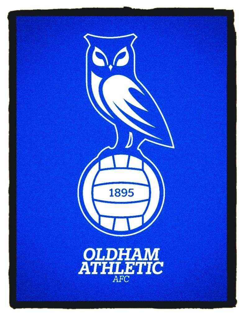 Oldham Athletic Football Club Badge