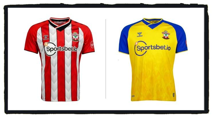 Southampton, 2021-22, Third Shirt, Hummel, The Dell, St Mary's, Tribute, Kit