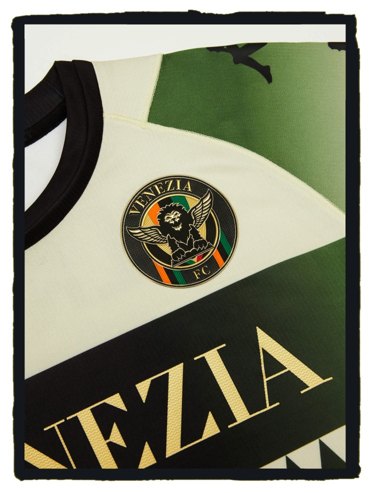 Venezia FC, Kappa, Away, Shirt, 2021-22