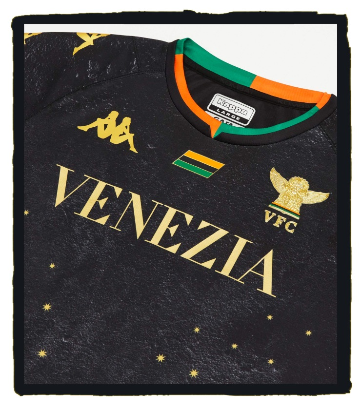 Venezia FC, Kappa, Home, shirt, 2021-22