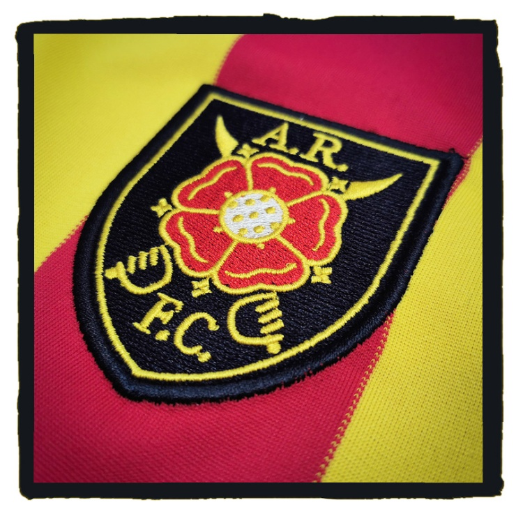 Albion Rovers' badge