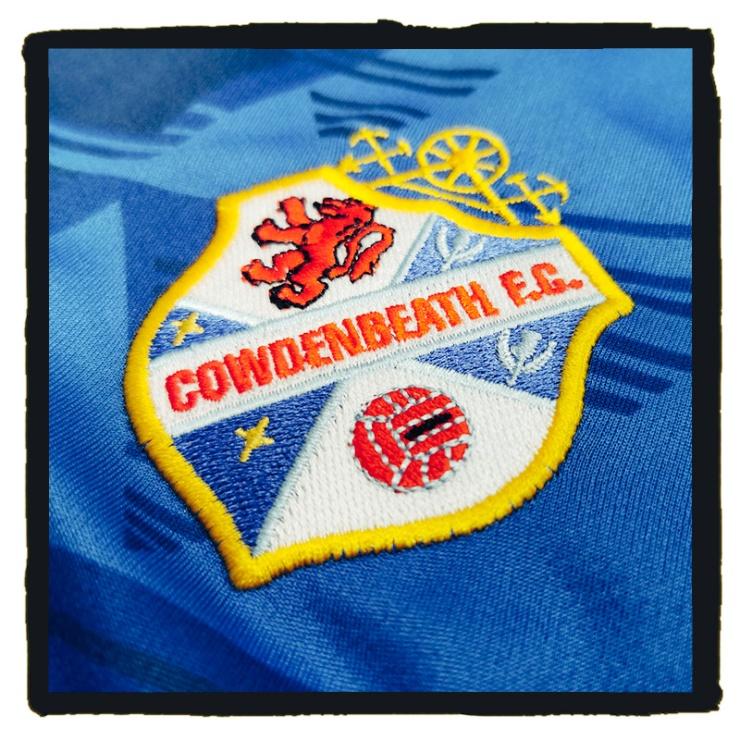 Cowdenbeath, badge