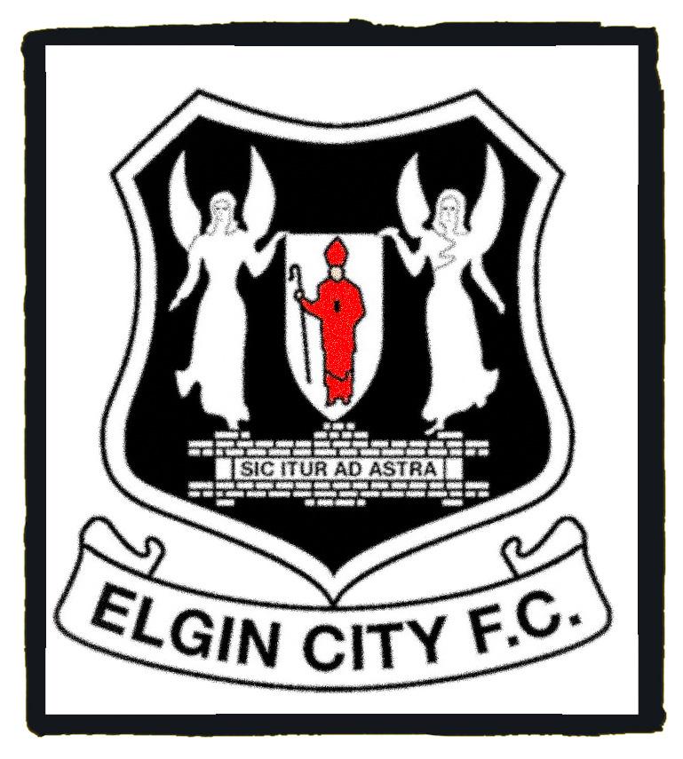 Elgin City, badge