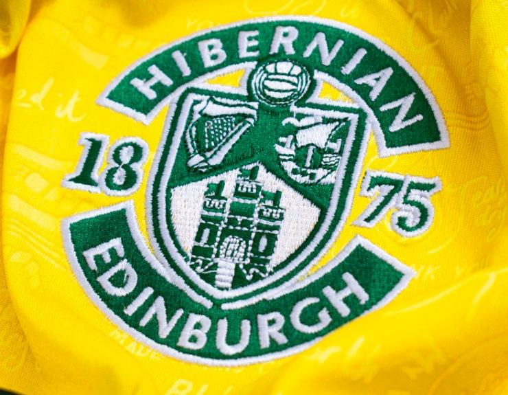 Hibernian, Joma, 2021-22, Sunshine on Leith, 3rd shirt, kit