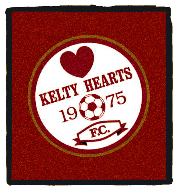 Kelty Hearts, badge