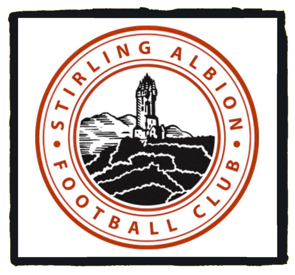 Stirling Albion, badge