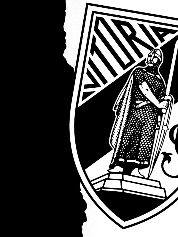 Vitória de Guimarães, badge, crest